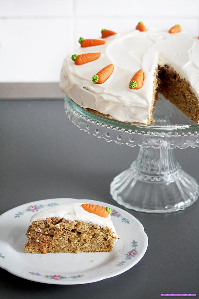 carrot cake, möhrenkuchen, karottenkuchen, rüblikuchen,fabelhaft, fabio h., lecker bakery, food, blog, nikesherztanzt