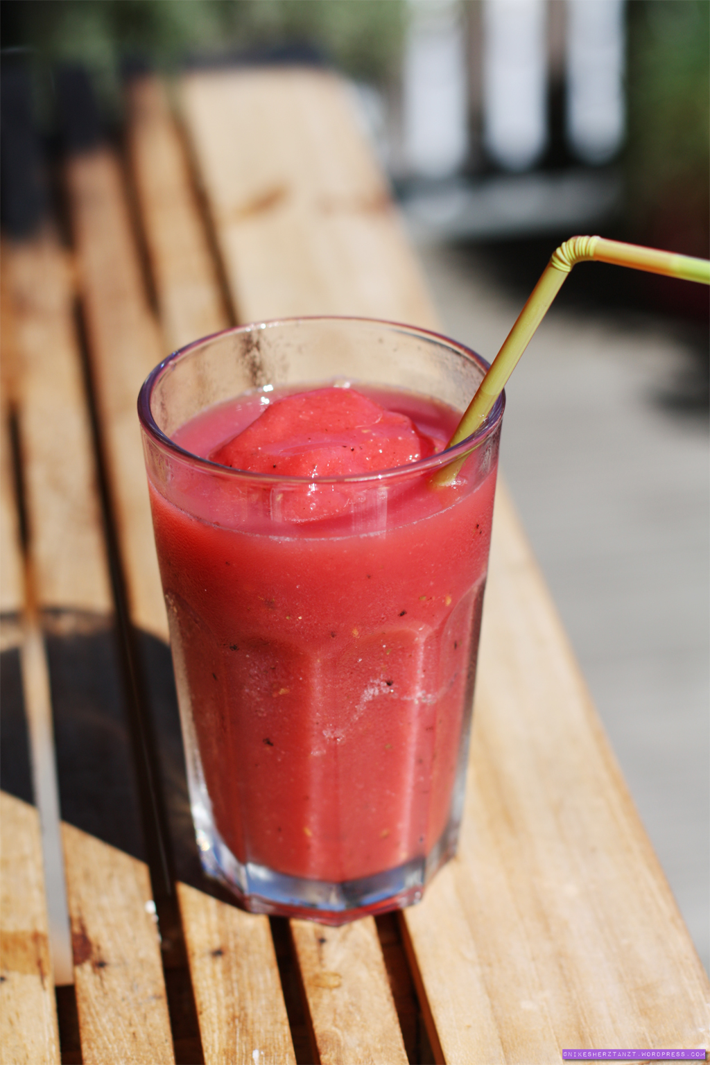 agua fresca, summer in the city, hot in the city, drinks, nikesherztanzt, food, blog