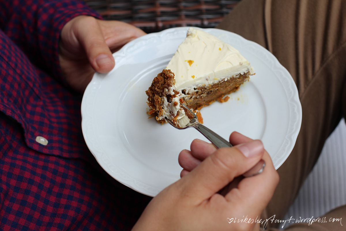 dänische möhre, möhrenkuchen, karottenkuchen, rüblikuchen, food, blog, sonntagssüß, nikesherztanzt