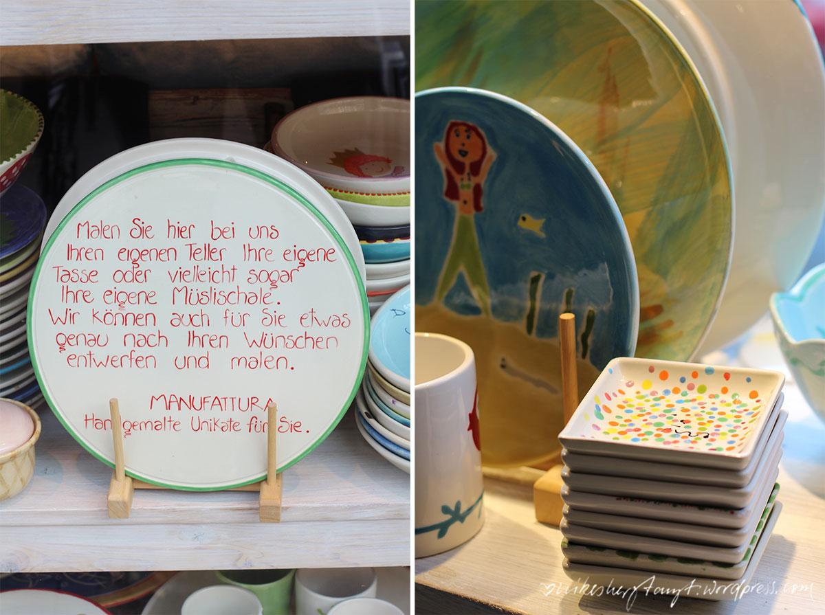manufattura, düsseldorf, pempelfort, das atelier für keramik, keramik, selber bemalen, senseo, capsules, blogger, kaffeeklatsch, schwerinstraße, diy, patisserie passion, nikesherztanzt