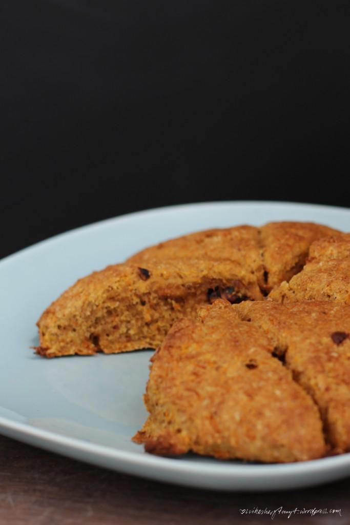 möhren scones, veggie, vegan, frühstücksglück, zuckerzimtundliebe, gebäck, nikesherztanzt