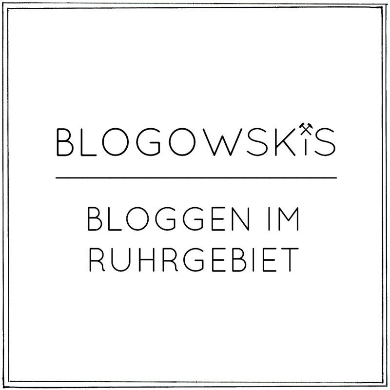 Blogowskis - Bloggen im Ruhrgebiet, Logo, nikesherztanzt