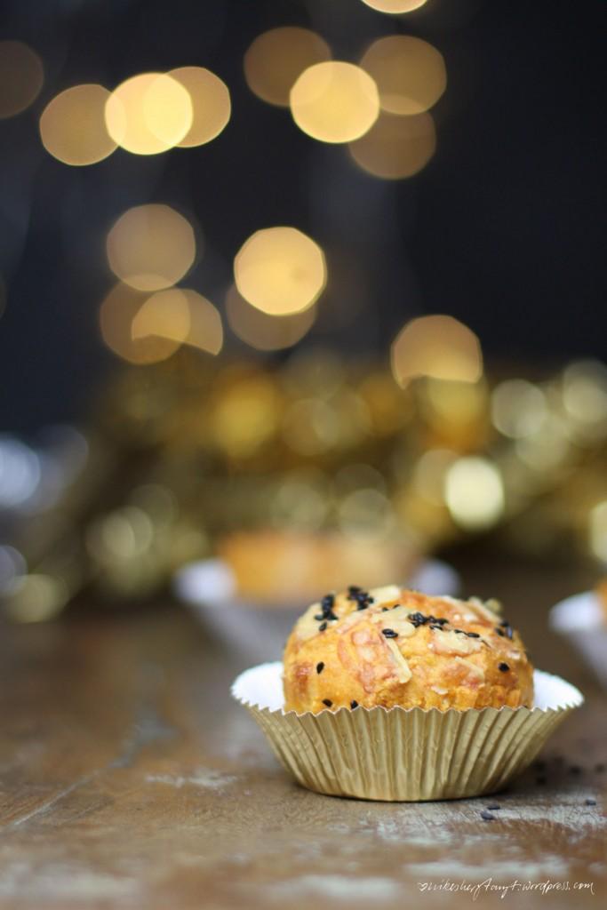 cornbread muffins, new yorl christmas, hölker verlag, kochbuchliebe, christmas, weihnachten, polenta, sesam, nikesherztanzt
