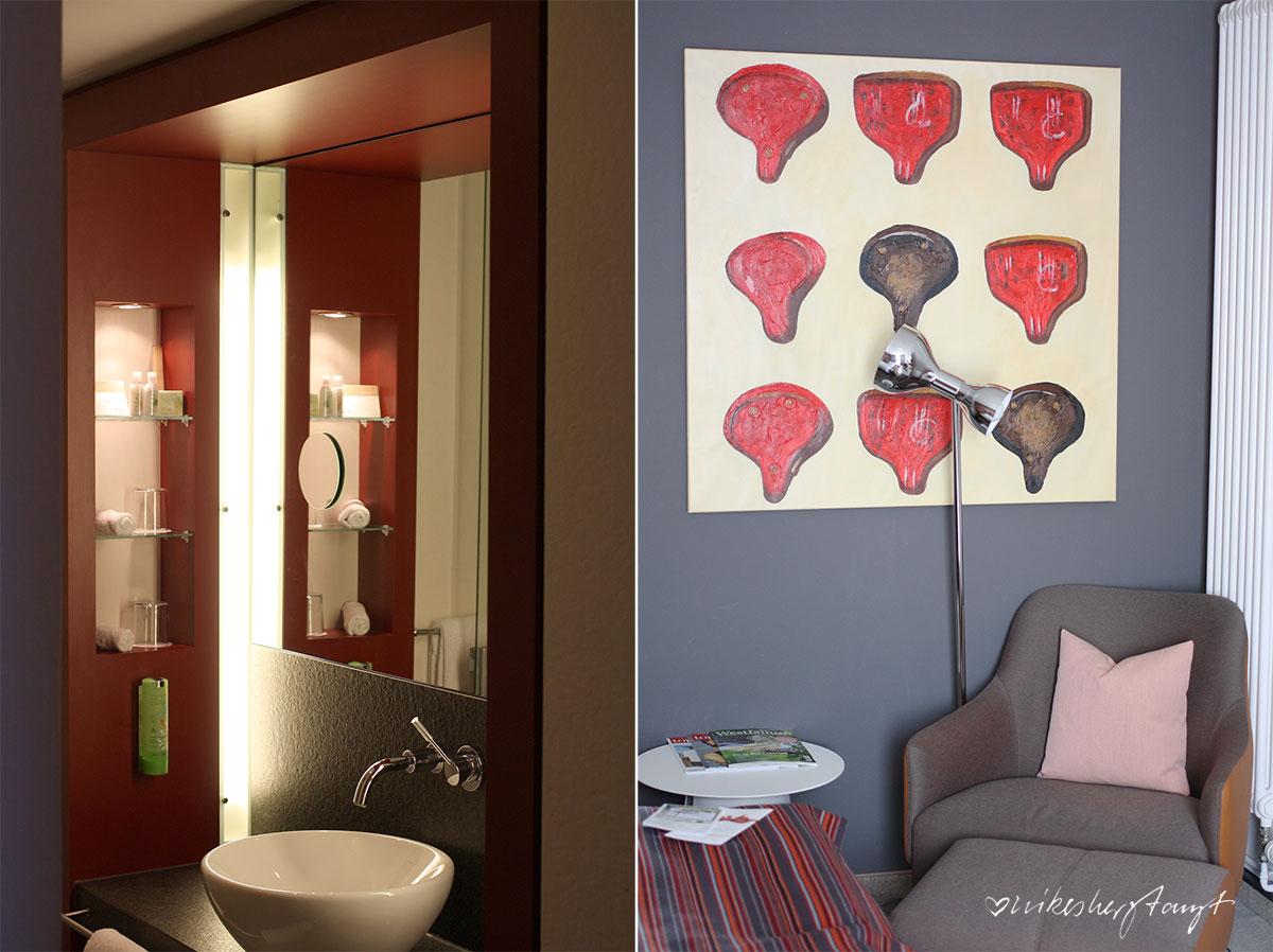 hotelzimmer des mövenpick hotels in münster am aasee