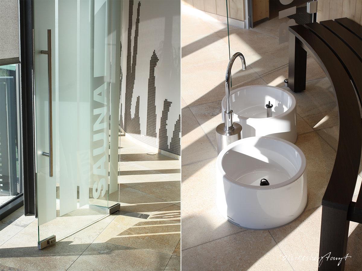 saunabereich des mövenpick hotels in münster am aasee
