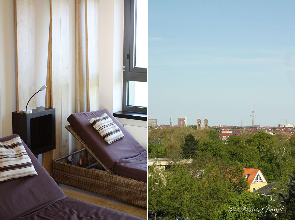 wellnessbereich des mövenpick hotels in münster am aasee