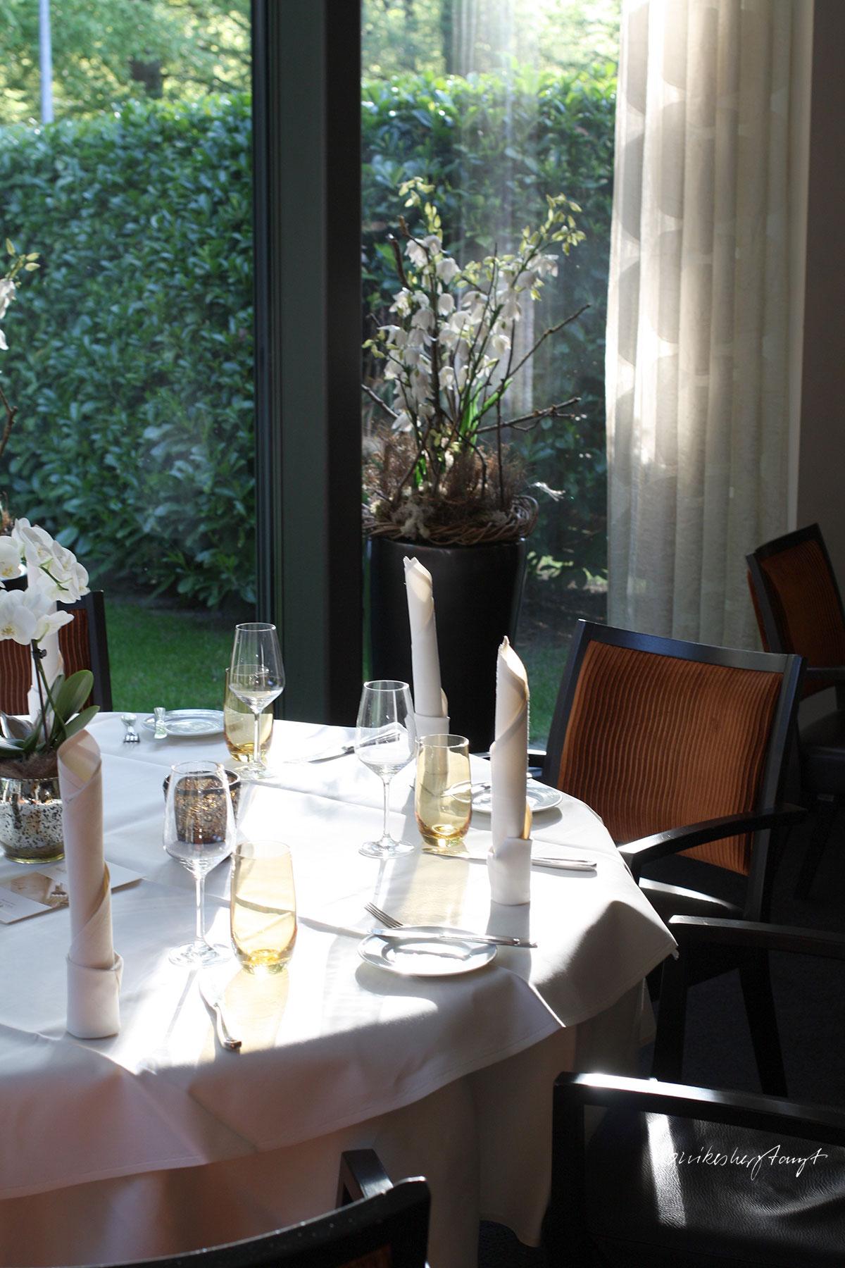 restaurant des mövenpick hotels in münster am aasee