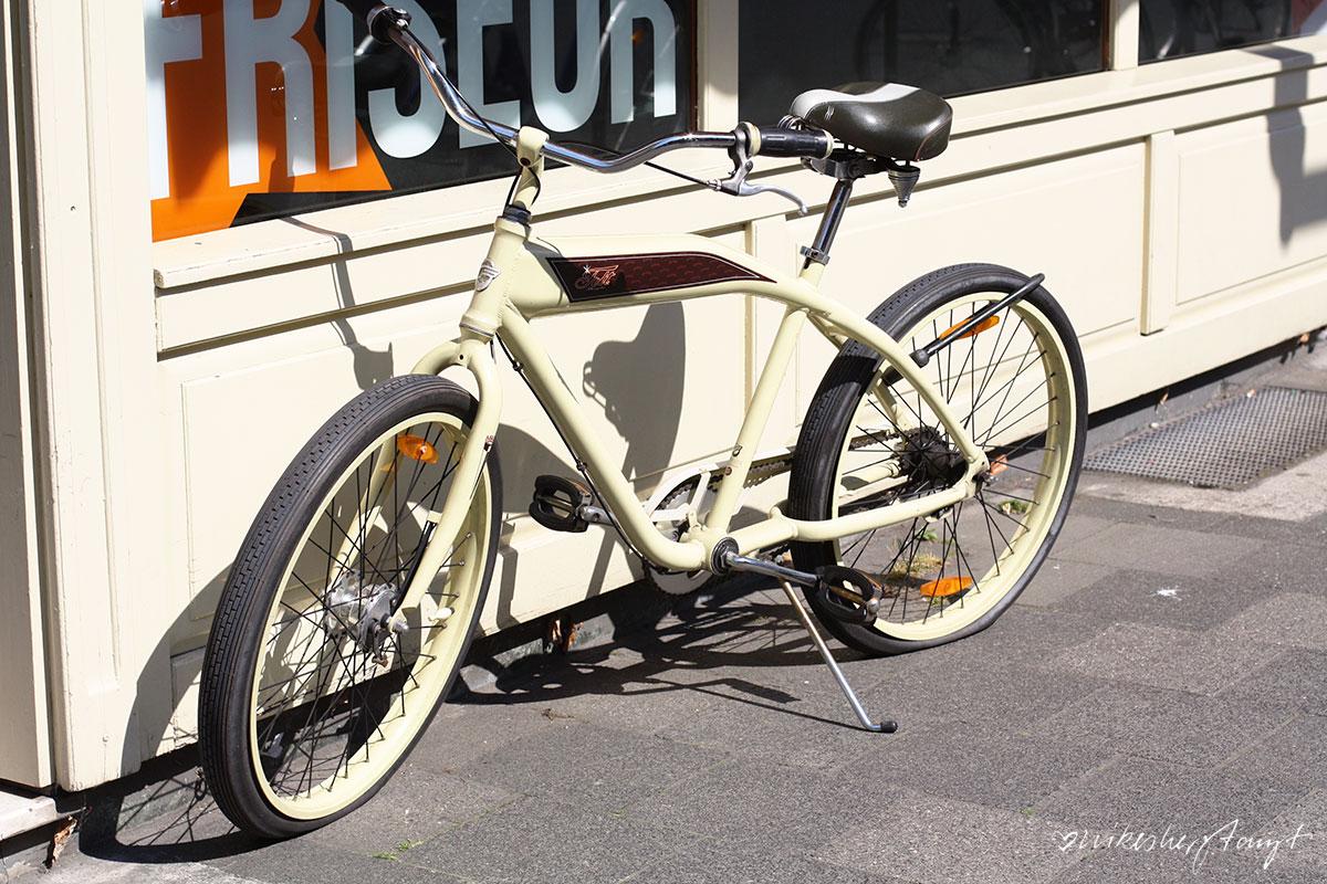 fahrräder & stickerliebe in münster, fietsen, bikes, fahrradstadt, münster, nrw, nikesherztanzt