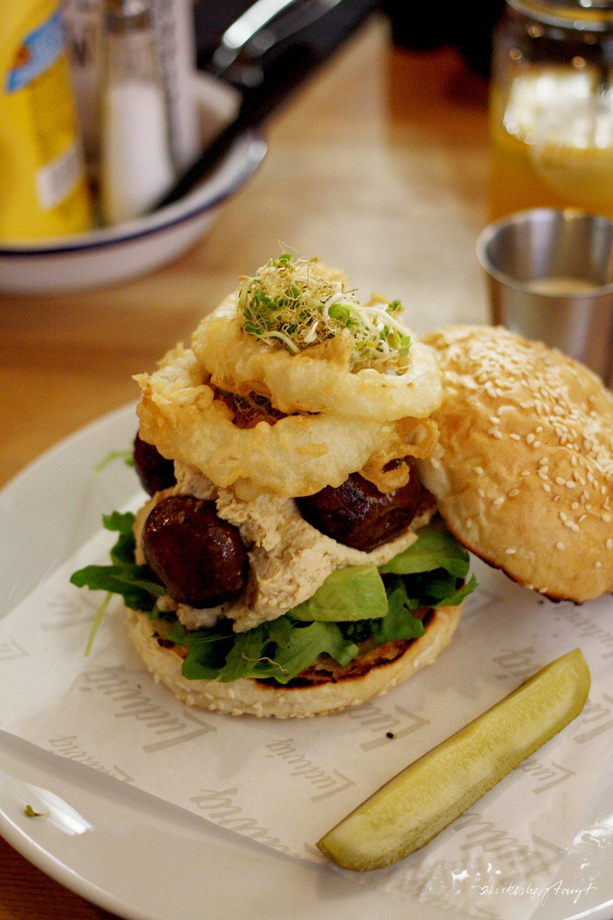 ludwig, das burgerrestaurant in salzburg, #nikeunterwegs, #visitsalzburg, food, blog, nikesherztanzt