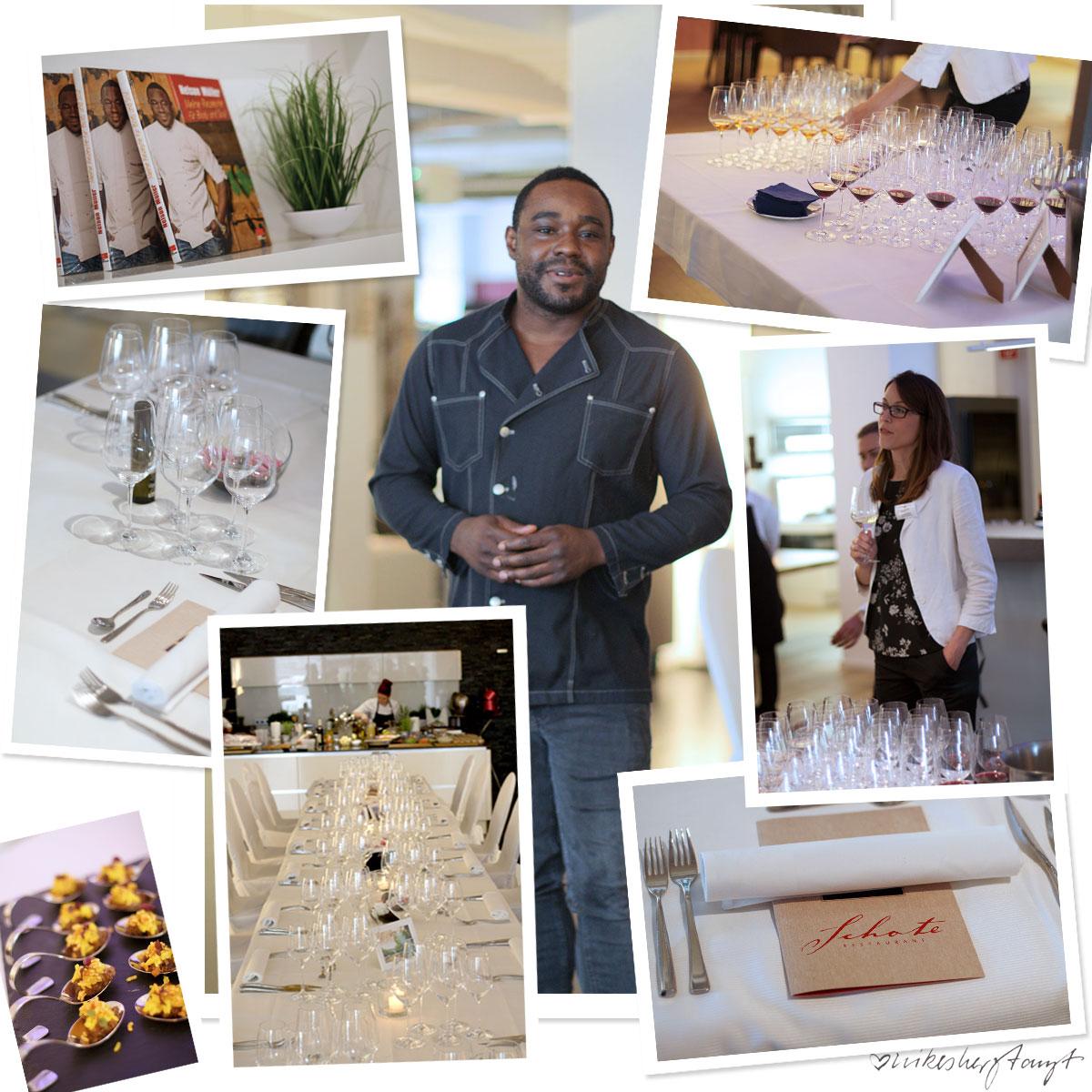 Kochkurs und Weinverkostung mit Nelson Müller
