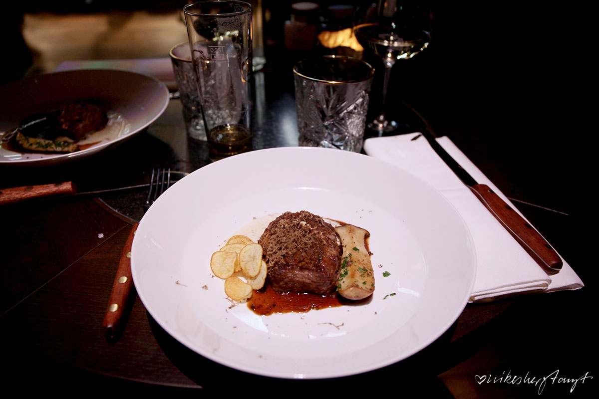 HOHOFFS 800°, Golden Cage, Hagen, Gourmettempel, The Grand Central Bar, Track 61, Restaurant, Fleisch, Eröffnung, Food, Blog, Steak, New York, 20erJahre, Elbershallen