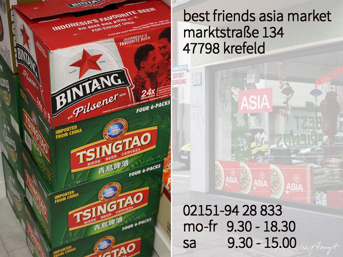 best friends asia market in krefeld, nikesherztanzt