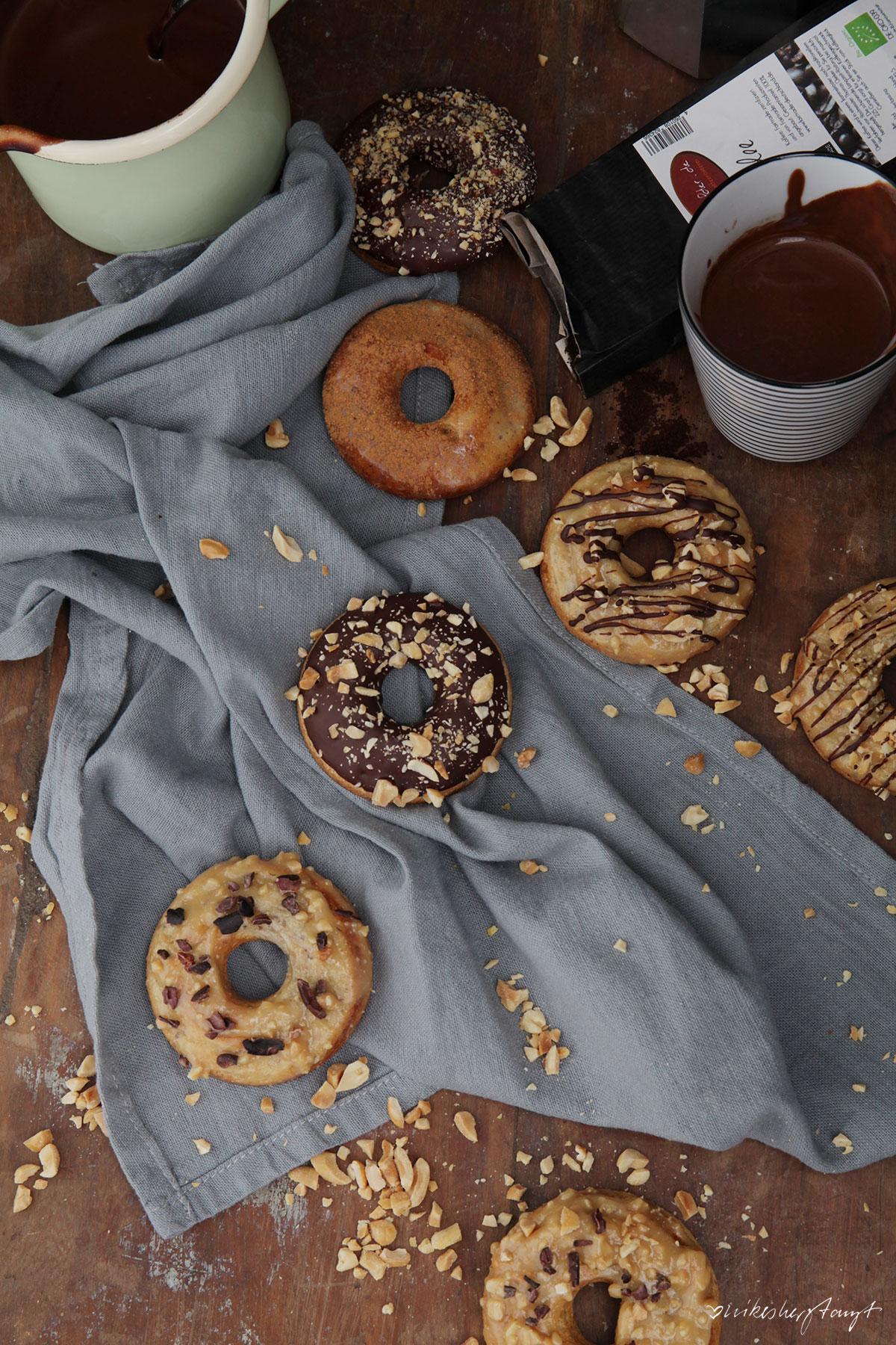 donuts & hot coffee chocolate - #gilmoregirlssynchronkochen // nikesherztanzt