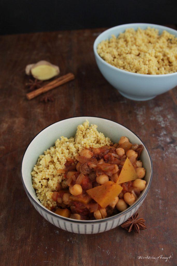 marokanische tajine, marokko, kichererbsen, gewürze, vegetarisch, kräuter, soulfood, nikesherztanzt, blog