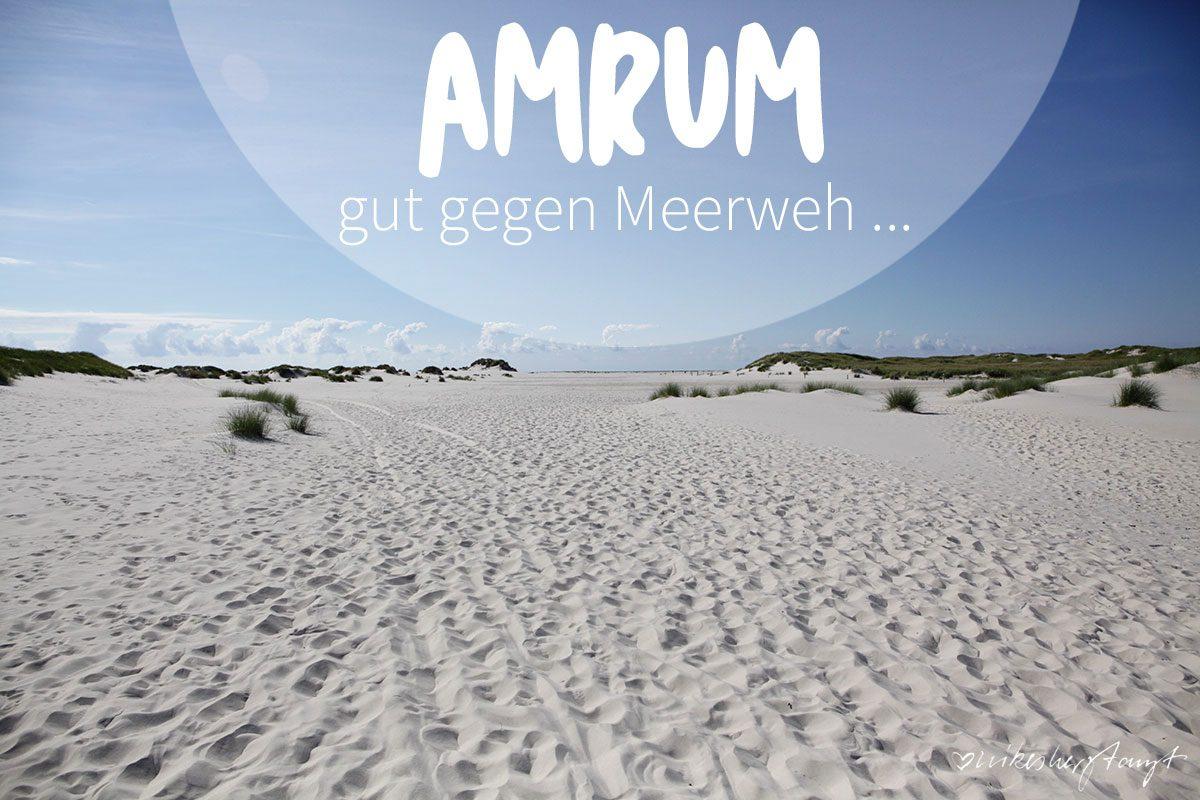 Amrum - gut gegen Meerweh