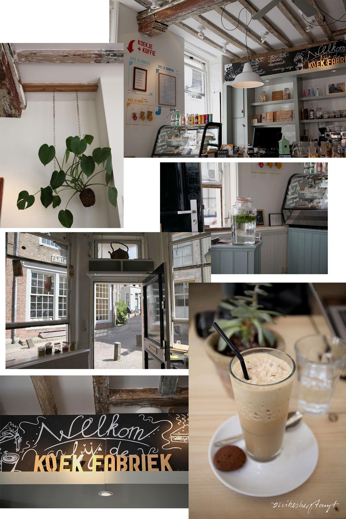 de koek fabriek in utrecht. kulinarische Tour durch Utrecht // nikesherztanzt