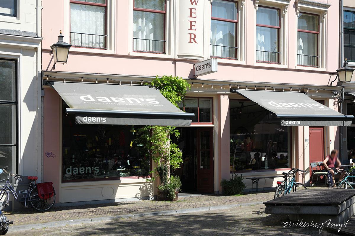 daens in utrecht. kulinarische Tour durch Utrecht // nikesherztanzt