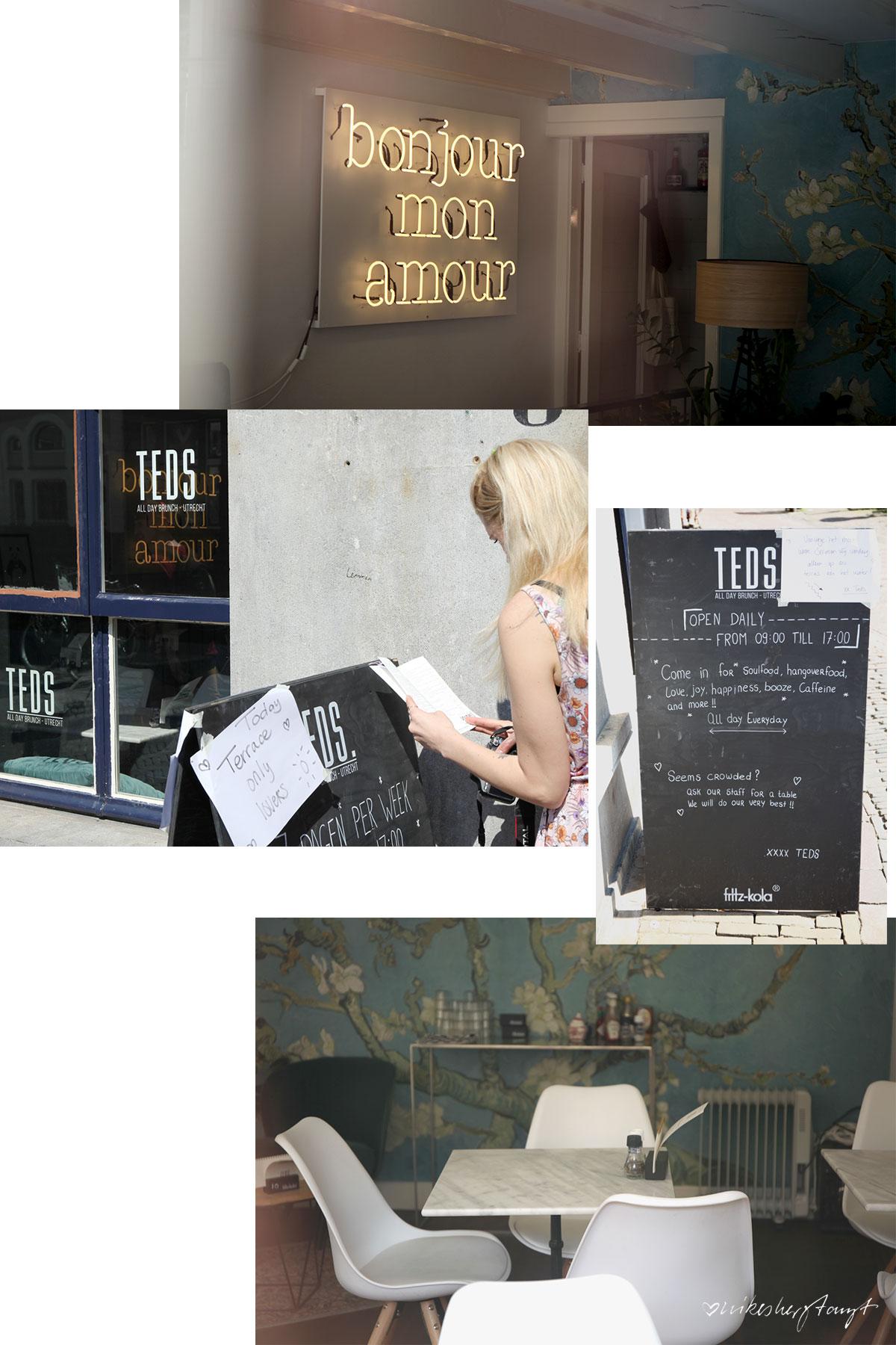 teds - kulinarische Tour durch Utrecht // nikesherztanzt