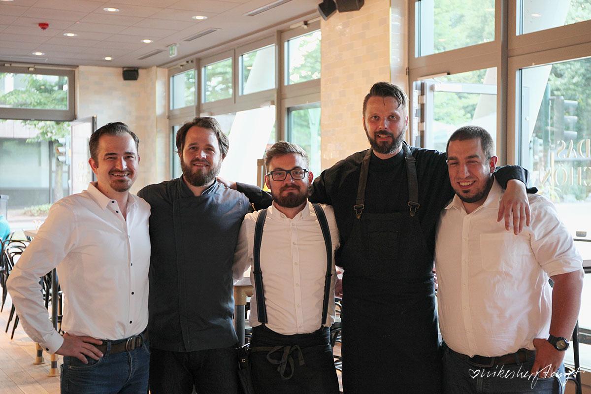 #crewlove - das schön-team