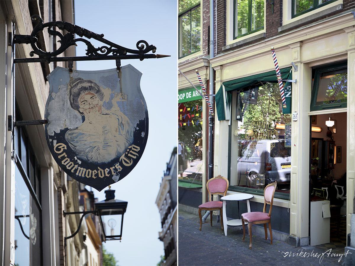 Utrecht Shoppen Nikes Herz Tanzt