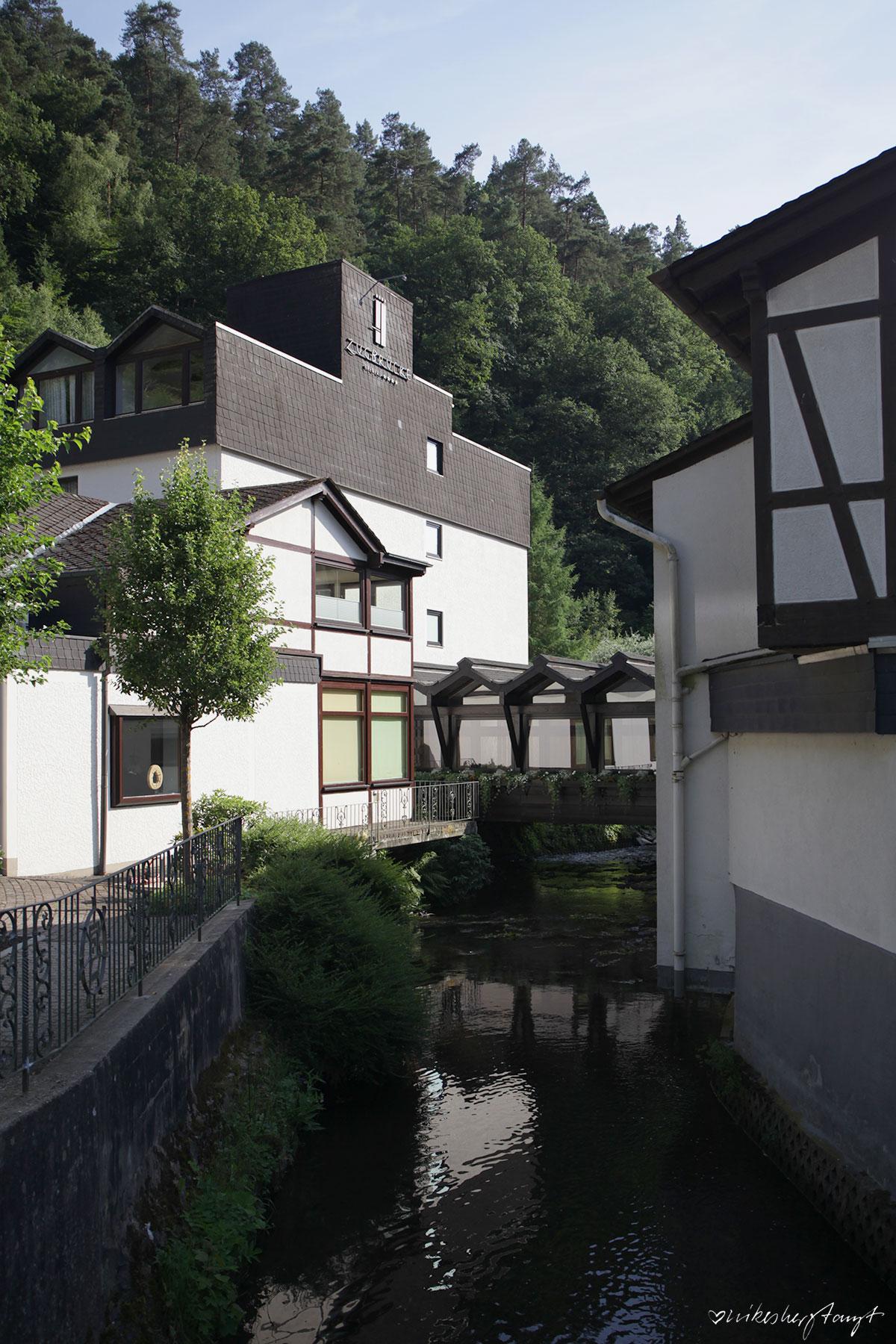 Hotel Zugbrücke Grenzau in Höhr-Grenzhausen im Westerwald