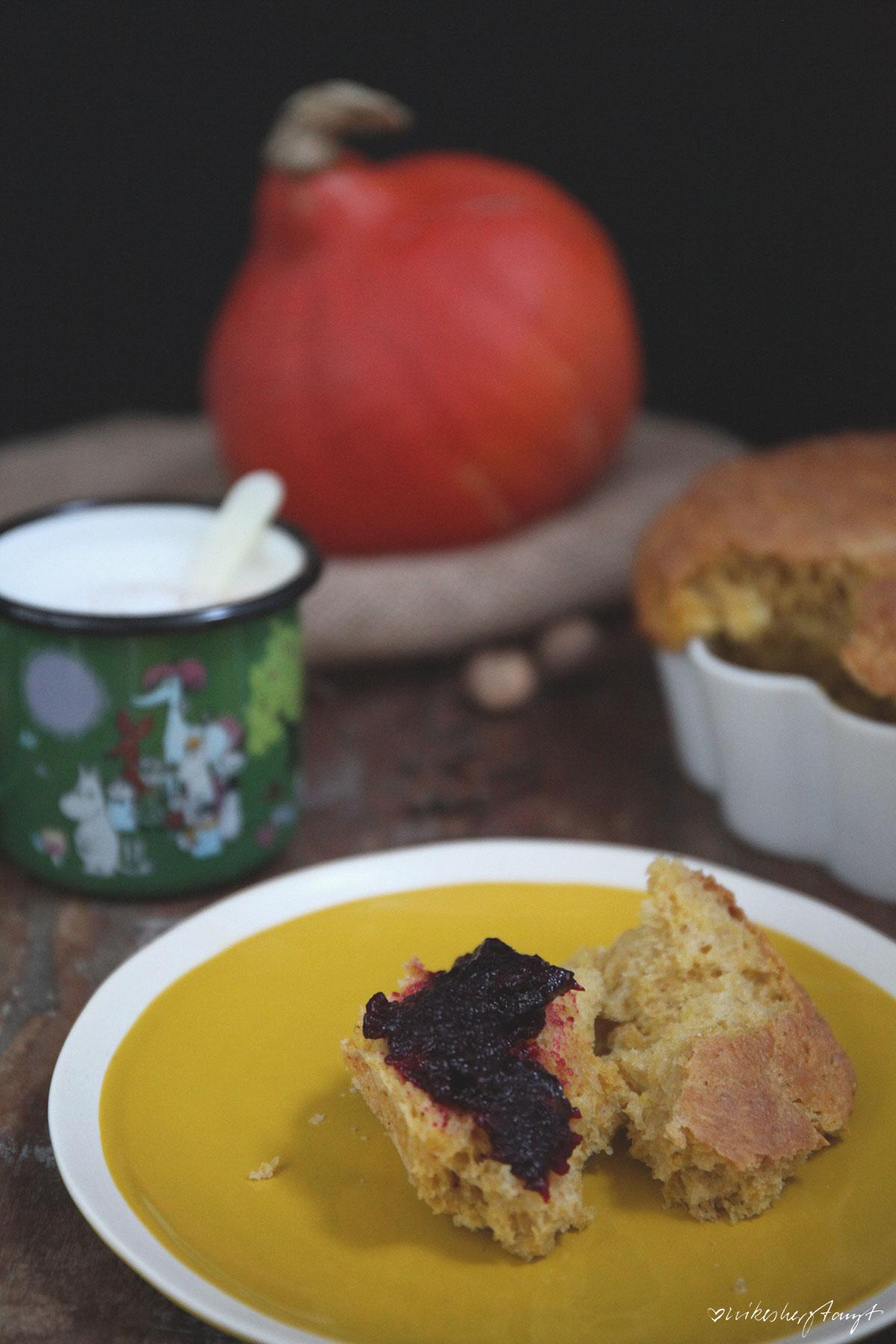 vegane kürbis brioche, kürbis, pumpkin spice,herbst, food, rezept, blog, nikesherztanzt