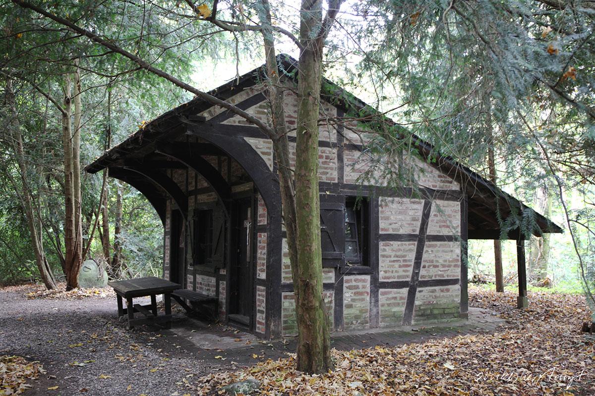 glücksorte am niederrhein - museum insel hombroich in neuss. // nikesherztanzt