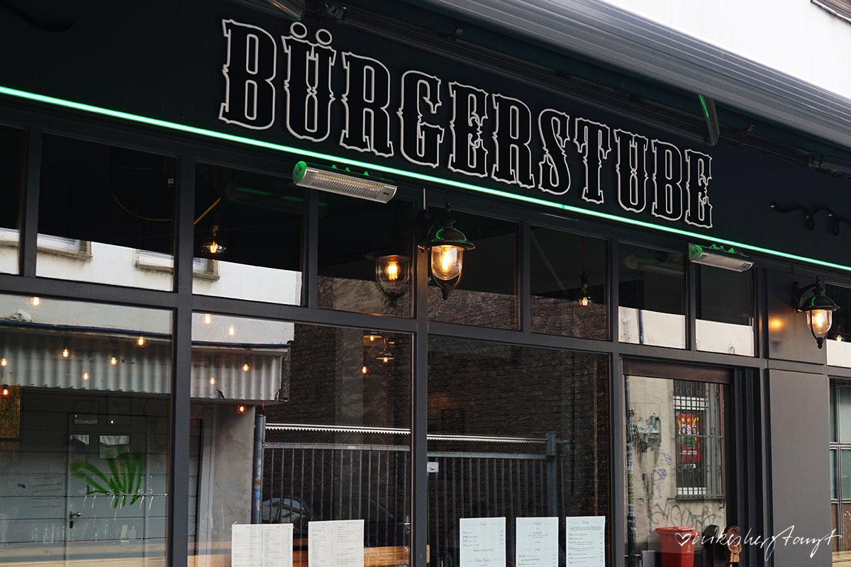 bügerstube, krefeld // nikesherztanzt, burger, fritten, bier, #nikeskrefeld, essen gehen in krefeld, #buergerstube, buergerstube