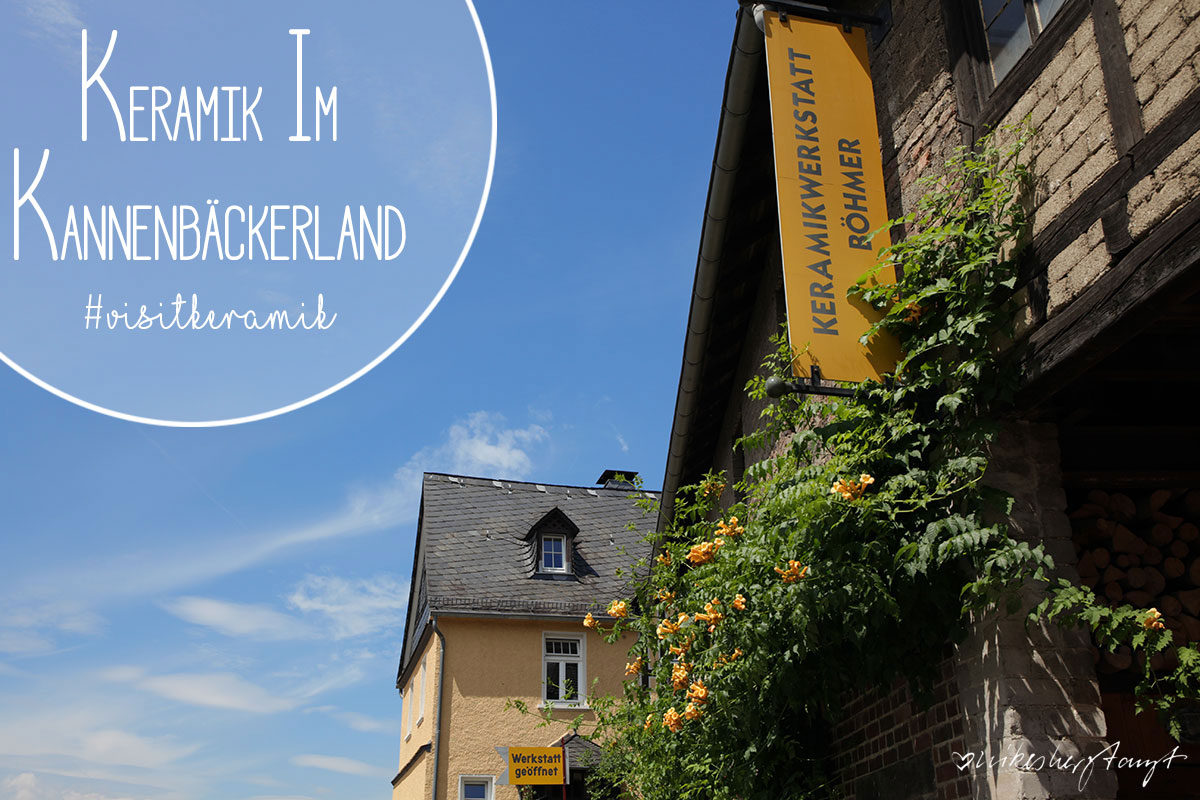 #visitkeramik - keramik im kannenbäckerland // nikesherztanzt