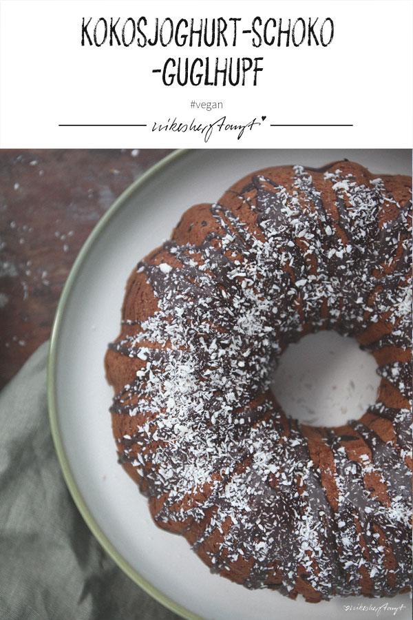 Kokos-Joghurt-Schokoladen Kuchen // nikesherztanzt