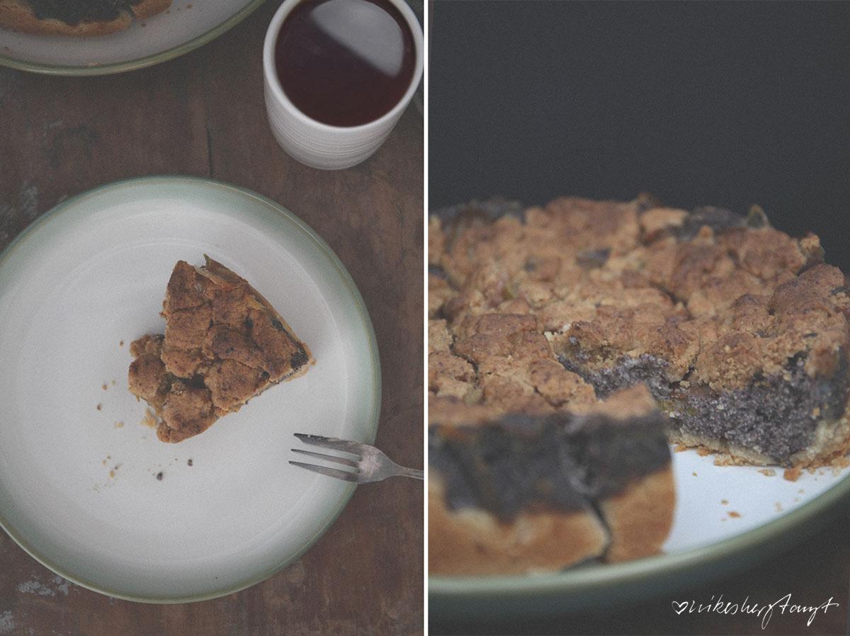veganer mohnstreuselkuchen mit pflaumen // nikesherztanzt