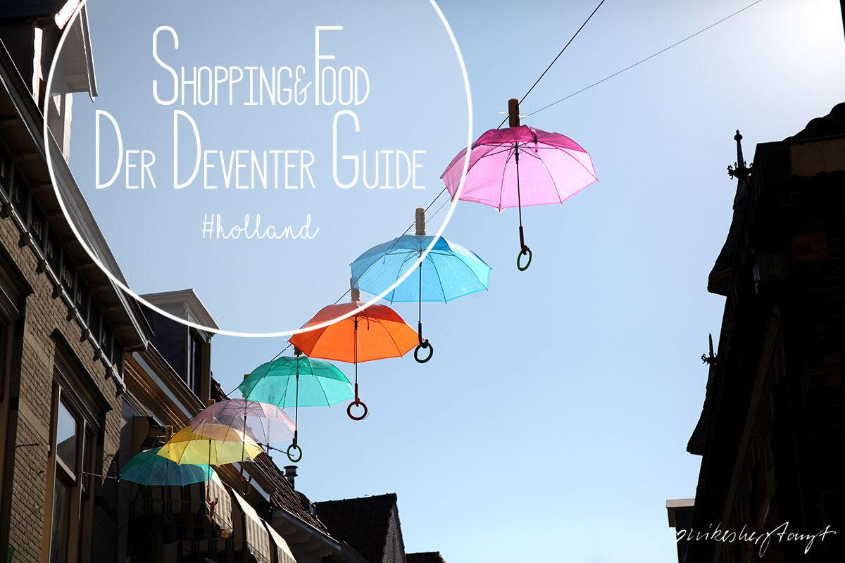 shopping & food - der deventer guide. // nikesherztanzt #ichhabdadiesesdingmitdenniederlanden