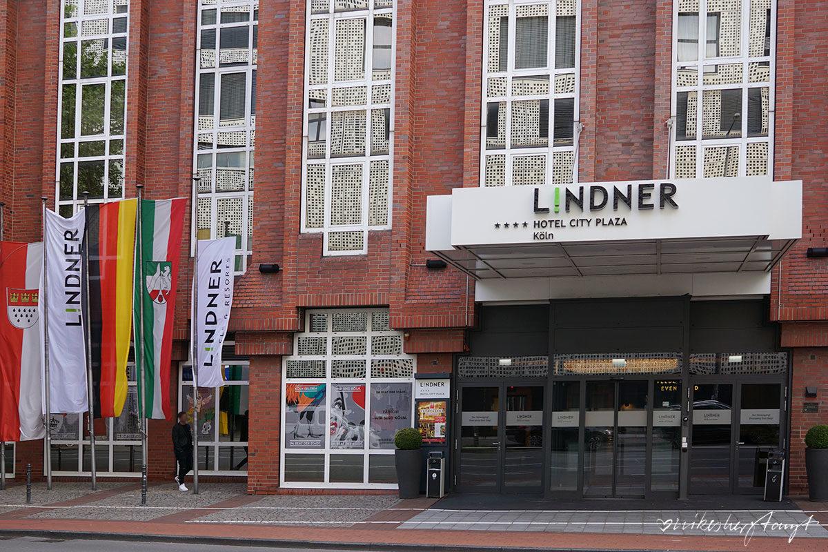 Das Lindner Hotel City Plaza Köln - Hey Kölle Do bes en Jeföhl // nikesherztanzt
