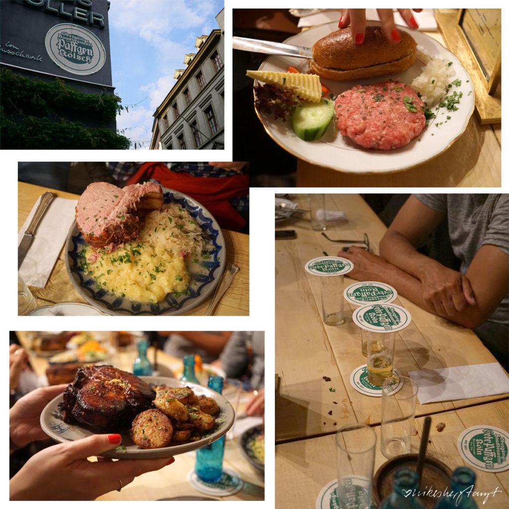 Das brauhaus Haus Töller in der südlichen Kölner Altstadt. Ein Wochenende im Lindner Hotel City Plaza Köln - Hey Kölle Do bes en Jeföhl // nikesherztanzt