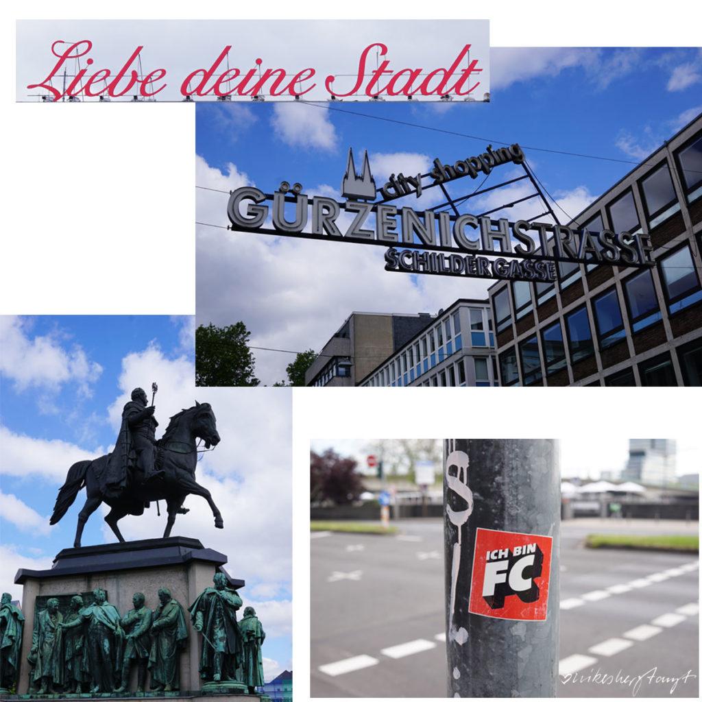 Liebe Deine Stadt! - Hey Kölle Do bes en Jeföhl // nikesherztanzt